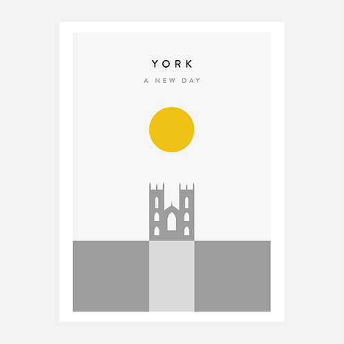 York - A New Day