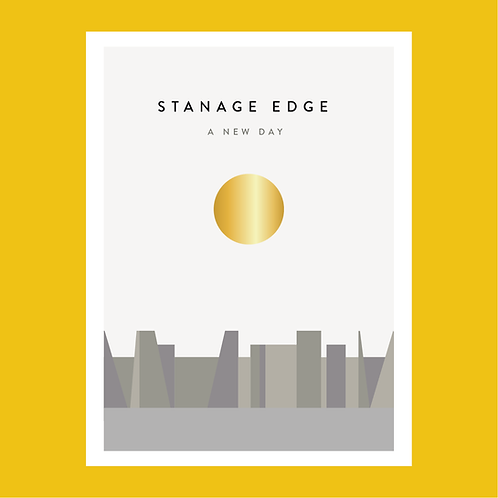 Stanage Edge | Gold