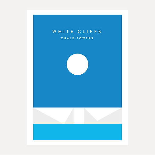 White Cliffs - Chalk Towers