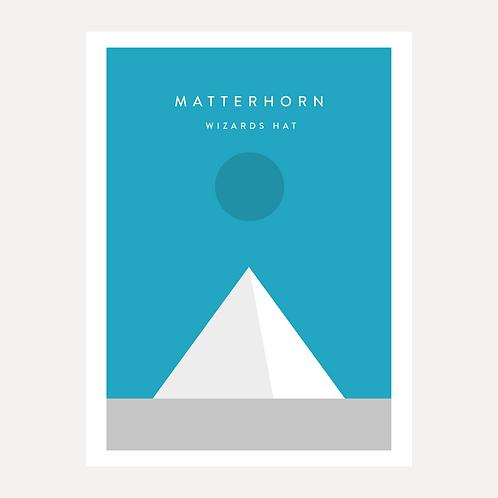 Matterhorn - Wizard's Hat