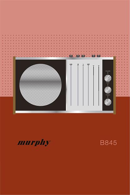 PizzaExpress Artwork Welwyn Garden City Murphy Radio