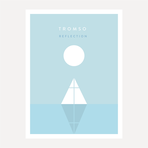 Tromso - Reflection