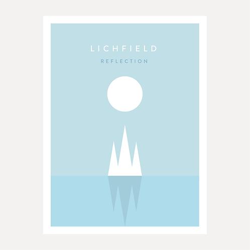Lichfield - Reflection
