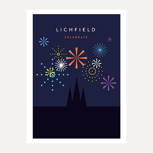 Lichfield - Celebrate