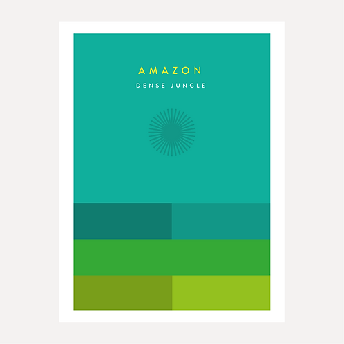Amazon - Dense Jungle