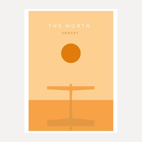 The North - Sunset