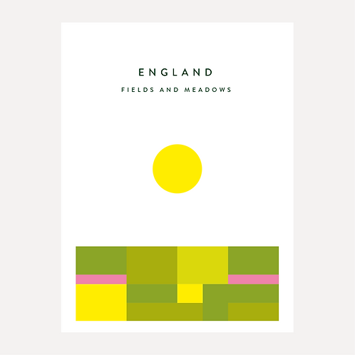 England - Fields and Meadows