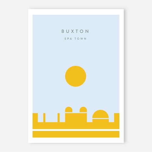 Buxton - Spa Town