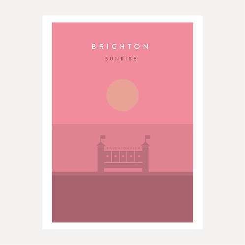 Brighton - Sunrise
