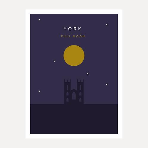 York - Full Moon