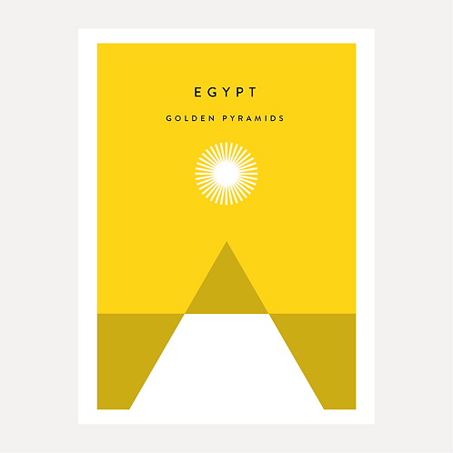 Egypt - Golden Pyramids
