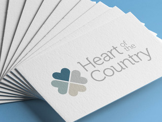 Heart of the Country Rebrand