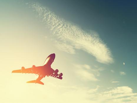 Balancing Vata when Flying