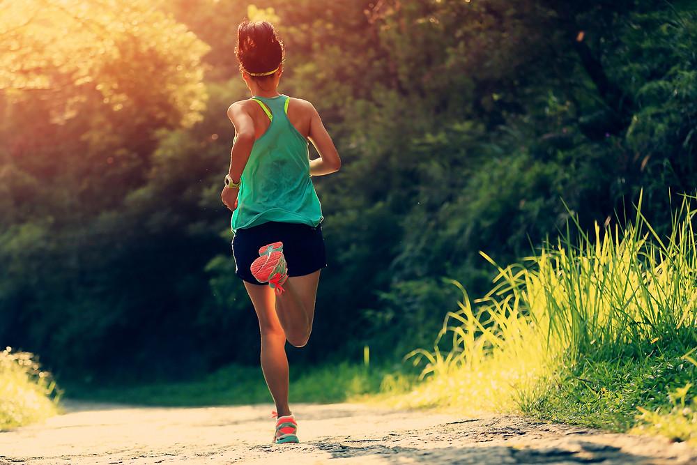 get healthy step by step
