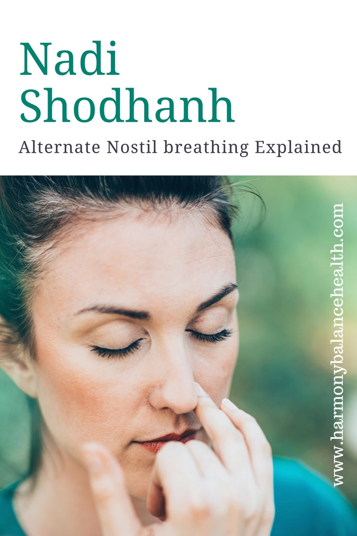Pranayama Alternate nostril breathing