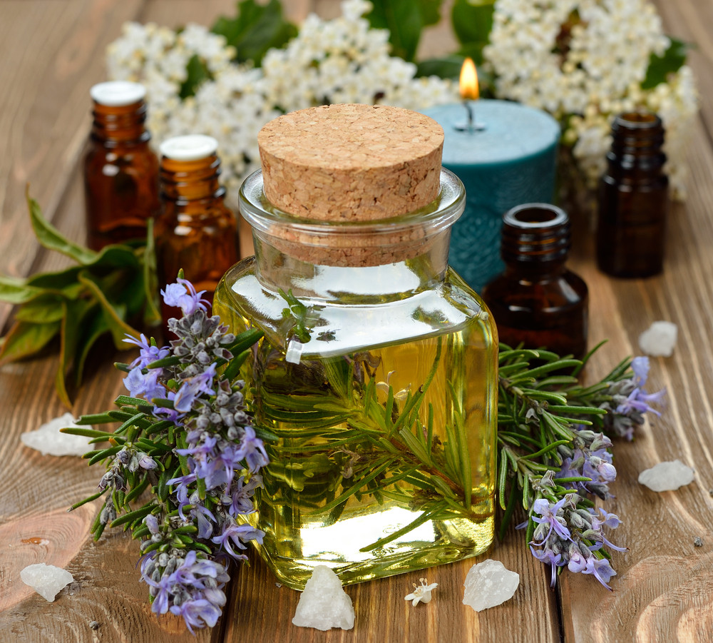 Essential Oils to reduce anxiety and worry