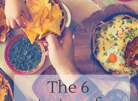 The six tastes