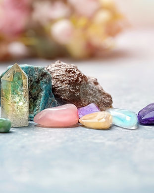 gemstones crystal minerals for relaxatio