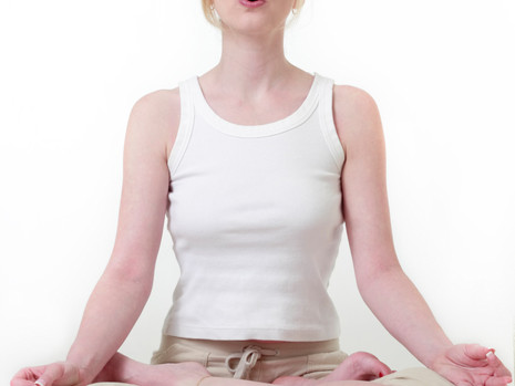 Pranayam - Cooling Breath Exercise