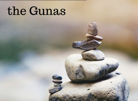 Ayurveda - Balancing the Gunas