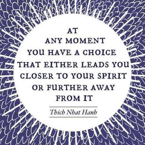 Choices and the Soul