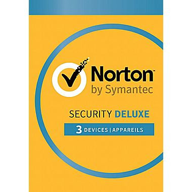 Norton Security Deluxe, 3-Devices