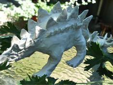 Rzeźba z gliny.