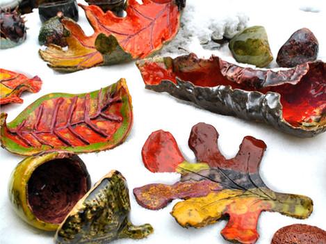 Ceramika jesienna.