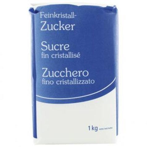 Feinkristall-Zucker
