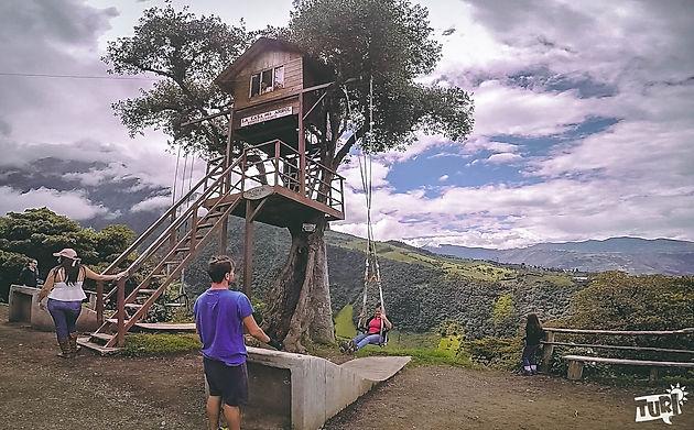 d7fe104be Columpio del Fin del Mundo y La Casa del Árbol | Blog y VideoBlog de ...