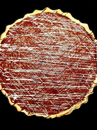 Шоколадно - маковий Тарт 1200 г.