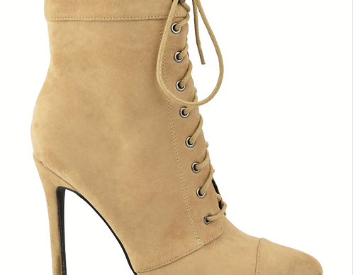 Kay Lace up Bootie