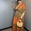 Thumbnail: Leopard/Orange Dress