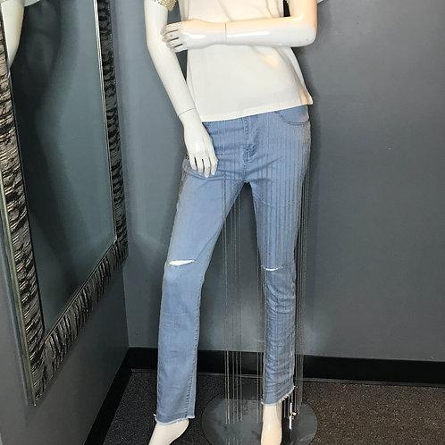Shingle Jeans.