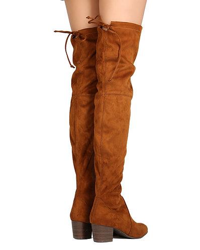 Gail Chunky Boot