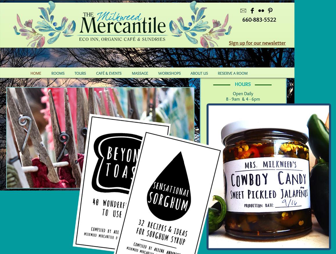 Milkweed Mercantile B&B