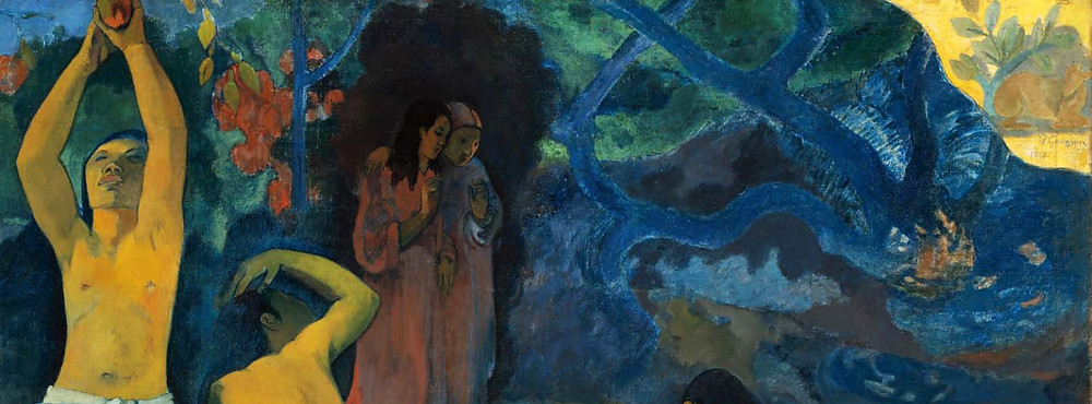 Where do we come from? What are we? Where are we going? Paul Gauguin 1897