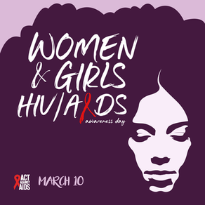 In Honor of National Women and Girls HIV Awareness Day