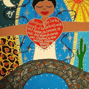 Borders and Binaries: A Latinx Heritage Month Reflection