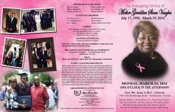 Funeral Service Programs