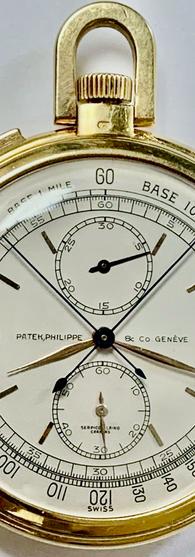 Patek Philippe Split-Second Chronograph