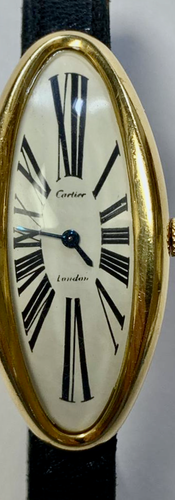 Cartier London Wristwatch