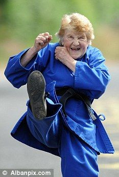 5 Benefits of Martial Arts for adults Over 50
