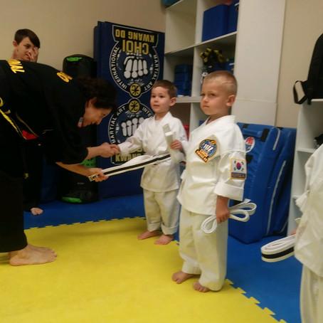 Little Ninjas Promotions