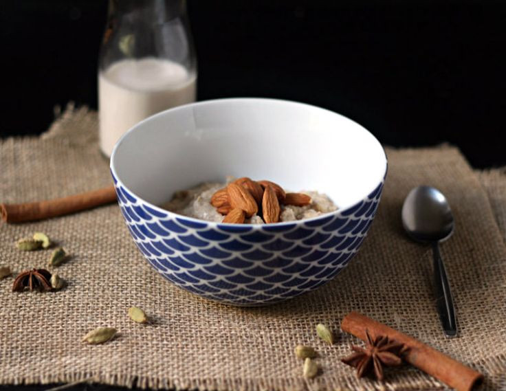 Super simple spiced breakfast bowl