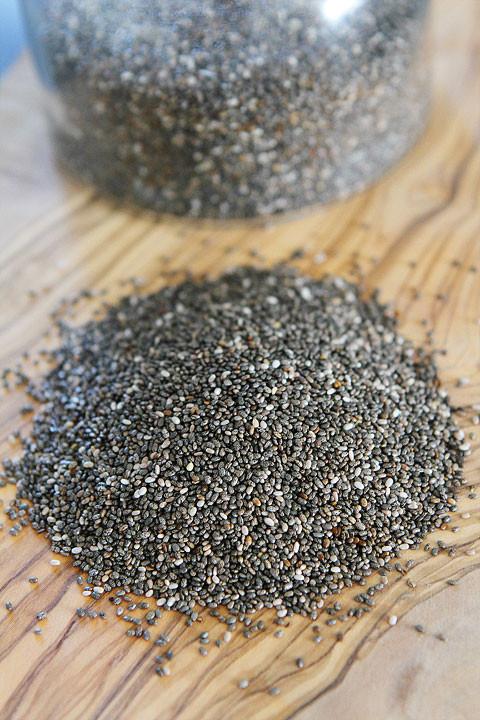 Raw Chia Seeds