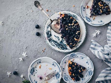 Bangin Blueberries