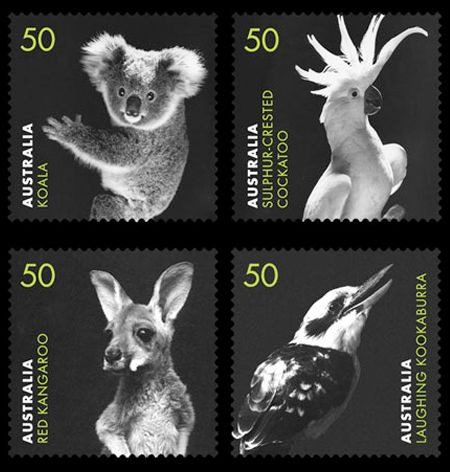 Wheat in stamps