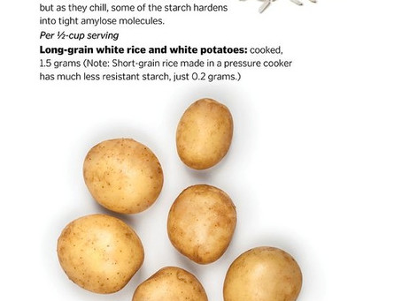 You Want To Know About Resistant Starch
