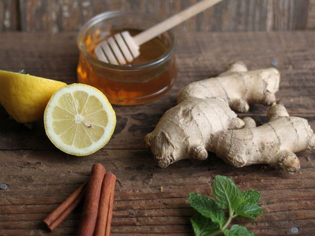 DIY remedies to treat coughs & colds